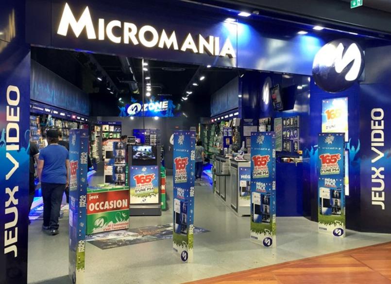 Micromania propose des bons plans en précommande cette semaine
