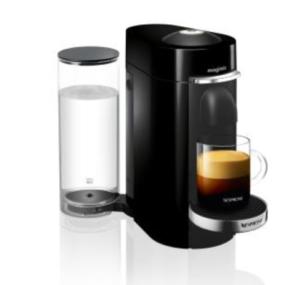 Les cafetières Nespresso s'adressent aux amateurs de café noir