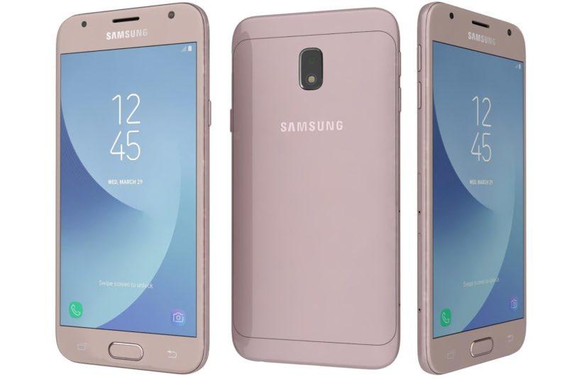 Le dernier Galaxy J3 de Samsung